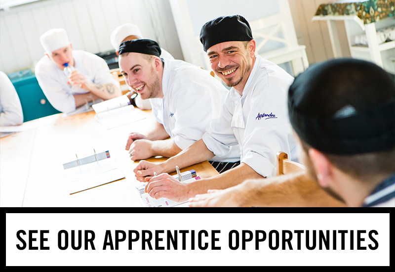 Apprenticeships at The Flanagan's Apple