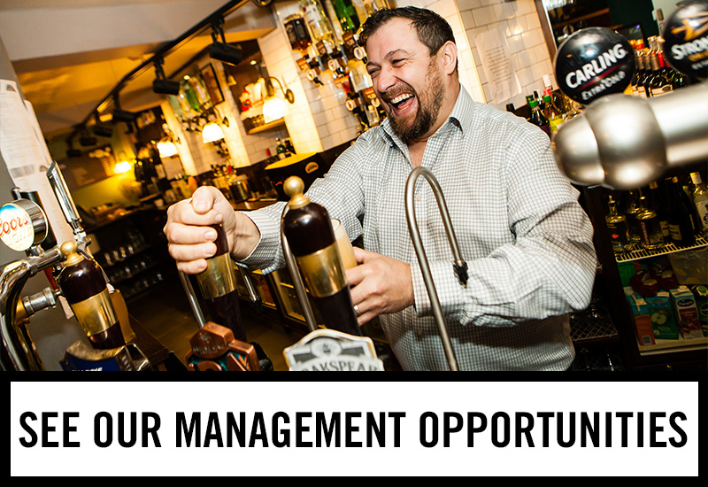 Management opportunities at The Flanagan's Apple